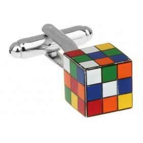 Butoni camasa, linia lux, model Cub Rubik