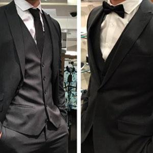 Transformă cravata favorită în papionul favorit