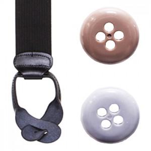 Cum coasem nasturi pentru bretele pe pantaloni