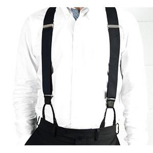 Cum purtam corect bretelele de pantaloni?