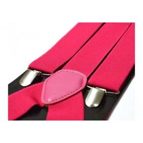 Bretele barbati roz uni
