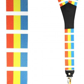 Bretele barbati tricolor 1960