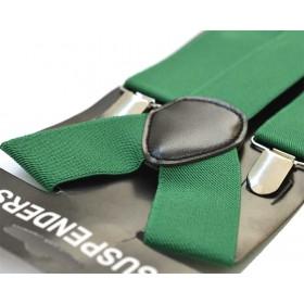 Bretele barbati verde imperial 327