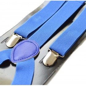 Bretele dama, albastru deschis 241