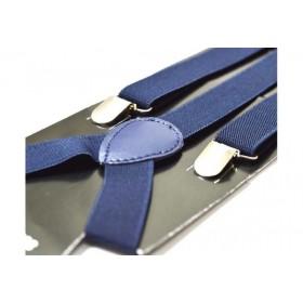Bretele femei bleumarin uni 188