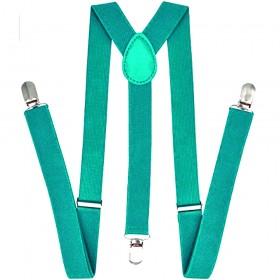 Bretele dama, verde turcoaz 112