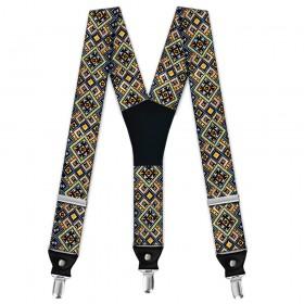 "Bretele pantaloni, moderne, ""Traditional Romanesc"""