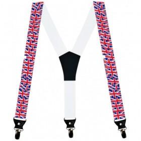 Bretele pantaloni steag Marea Britanie
