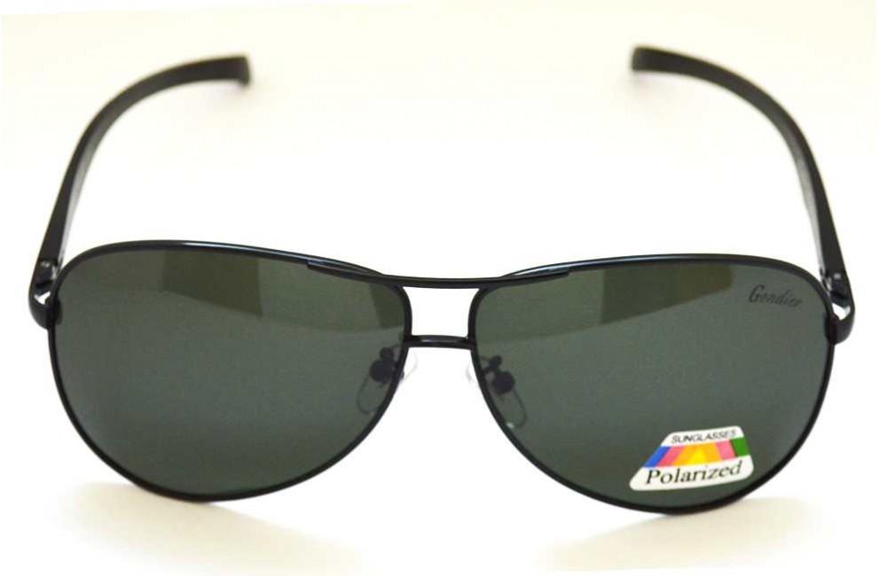 drăguţ informatii pentru cumpărați ieftin Ochelari de soare rama metalica neagra lentila verde UV400 60005 ...