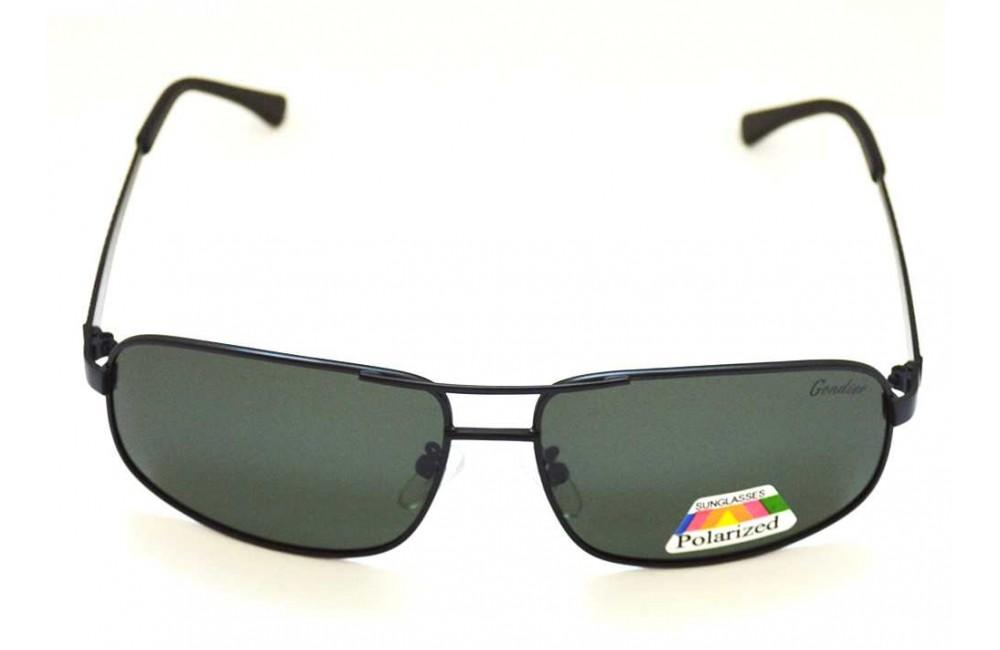 sosește economisiți până la 80% oferte exclusive Ochelari de soare rama metalica neagra lentila verde inchis UV400 ...
