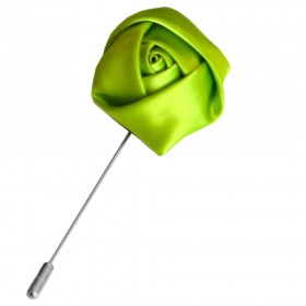 Pin rever sacou, verde