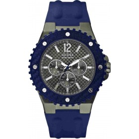Ceas barbatesc GUESS OVERDRIVE W11619G2