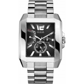 Ceas barbatesc GUESS STRUCTURE W19507G1