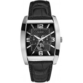 Ceas barbatesc GUESS POWER BROKER W80009G1