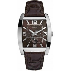 Ceas barbatesc GUESS POWER BROKER W80009G2
