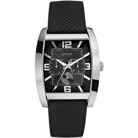 Ceas barbatesc GUESS POWER BROKER W80009G3