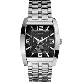 Ceas barbatesc GUESS POWER BROKER W95015G1