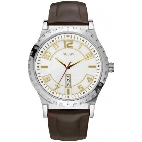 Ceas barbatesc GUESS CLEARLY GUESS W95064G2