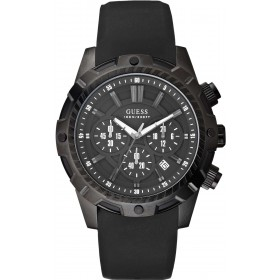 Ceas barbatesc GUESS HARDWARE W0038G1
