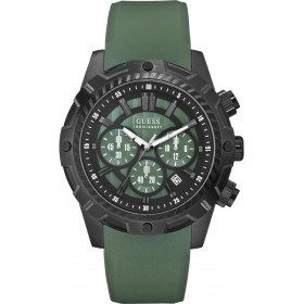 Ceas barbatesc GUESS HARDWARE W0038G2