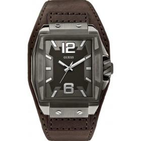 Ceas barbatesc GUESS MACHINE W0267G1