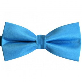 Papion bleu turcoaz uni