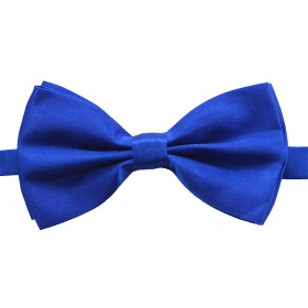 Papion barbati albastru uni