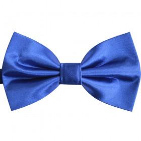 Papion albastru metalic uni, butterfly
