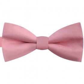 Papion barbati, clasic, roz drajeu