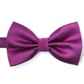 Papion roz violet, romburi mici, butterfly