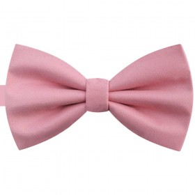Papion barbati roz drajeu, butterfly, mat