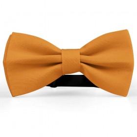 Papion portocaliu-dovleac uni, simplu