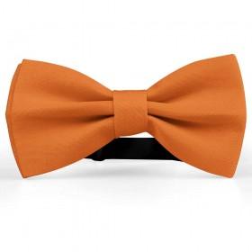 Papion portocaliu-morcov uni, simplu