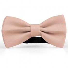 Papion roz-pal, uni, simplu