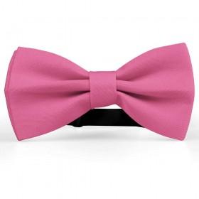 Papion roz, uni, simplu