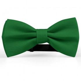 Papion verde-imperial, uni, simplu