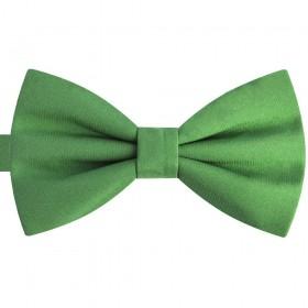 Papion barbati verde malachit, butterfly, mat
