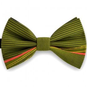 Papion butterfly, verde malachita, imprimeuri dungi discrete