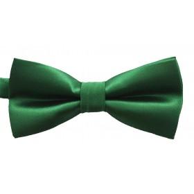 Papion barbati verde crud uni model clasic