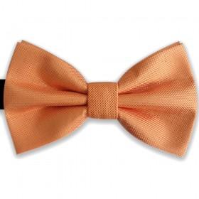 Papion portocaliu, elegant, model Perfumed Rose