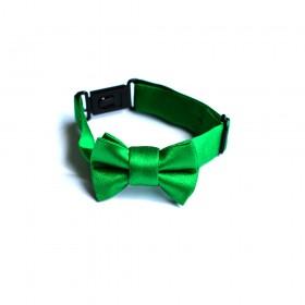 Bratara Papion, verde smarald, model Emerald Glitter